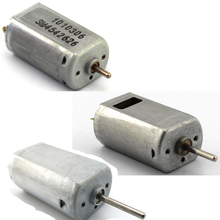 180 FF-180SV miniature DC motor/3-8V long short shaft/high speed high torque/DIY toy accessories technology model parts
