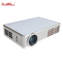 Poner Saund mini dlp projector Avtive 3D wifi Android system full hd 1280*800  Home Theater Projectors mini proyector beamer tv