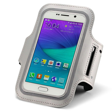 Universal SPORTS GYM brassard de protection ArmBand FOR Huawei Enjoy 5 5S Y6 Pro G629 C818 Jogging Arm Band 10 Colors 5 Inch M#