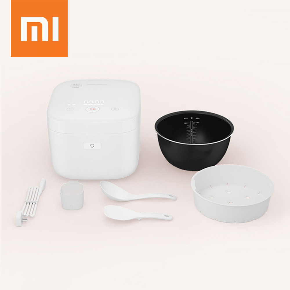 Xiaomi IH Electric Rice Cooker Miji 3L4L Alloy Cast Iron Smart Heating Pressure Cooker Mi Home APP WiFi Remote Control (4)