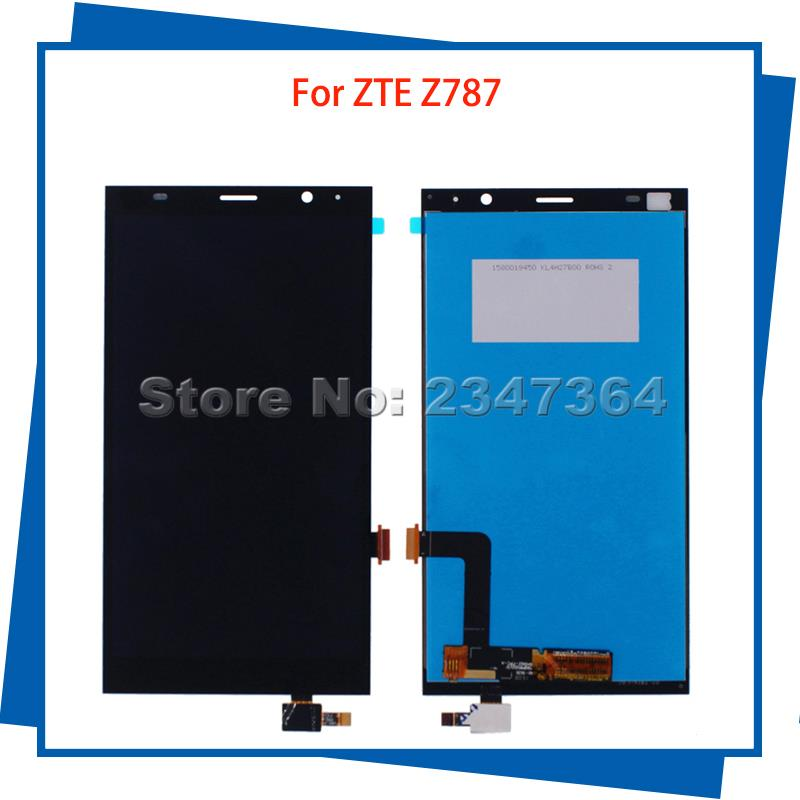 For ZTE Grand X Max+ Plus Z787 6 LCD Display Touch Screen Digitizer Assembly Replacement High Quality Mobile Phone LCDs<br><br>Aliexpress