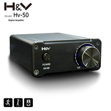 Best Quality TOE F1 TDA7492 50W+50W Hifi Audio Stereo Amplifier Small Professional Digital Power Amplifier Class D AMP 24V