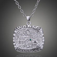Souvenir Men Jewelry 2013 Seattle Seahawks rugby Super Bowl Championship Necklace Fashion Pendant Statement Necklace Fans Gift