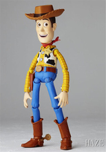 New  SCI-FI REVOLTECH TOY STORY WOODY Action Figure Free ship