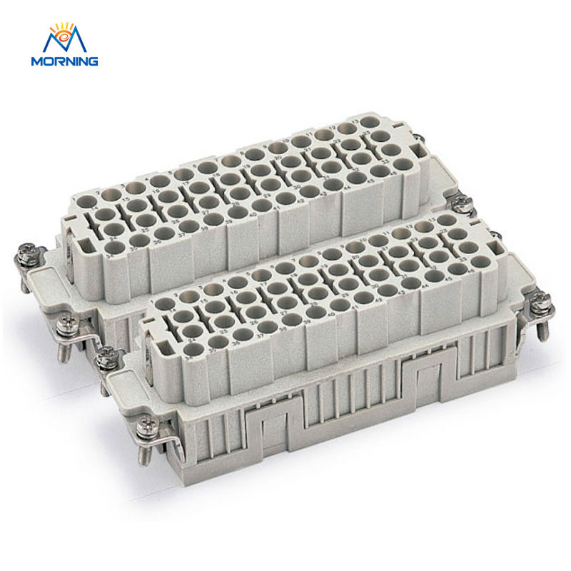 HEE-092 Industrial Usage Female 92 Pins Heavy Duty Connector <br>