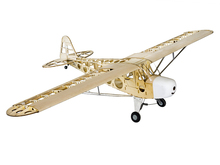 "Piper J-3 Cub Balsa Wood RC Airplane Laser Cut Kit 1800mm (70"") Building Woodiness model /WOOD PLANE(China)"