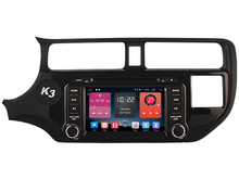 Android 6.0 CAR Audio DVD player FOR KIA K3/FORTE/RIO 2012/Cerato-III gps car Multimedia head device receiver support 4G BT WIFI