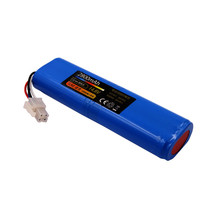 14.8V 2800mAh Robot Vacuum Cleaner Battery pack replacment for Philips FC8710 FC8715 FC8774 FC8776 FC8972 Robot Sweeper(China)