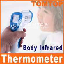 new Nice Non-Contact LCD IR Laser Infrared Digital Temperature Thermometer Gun Hot selling Promotion(China)