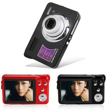 "18 Mega Pixels Compact Digital Camera DC-530A 3x Optical Zoom 2.7"" 1080 Mini Used Camera Video Recorder Face&Smile Detection"