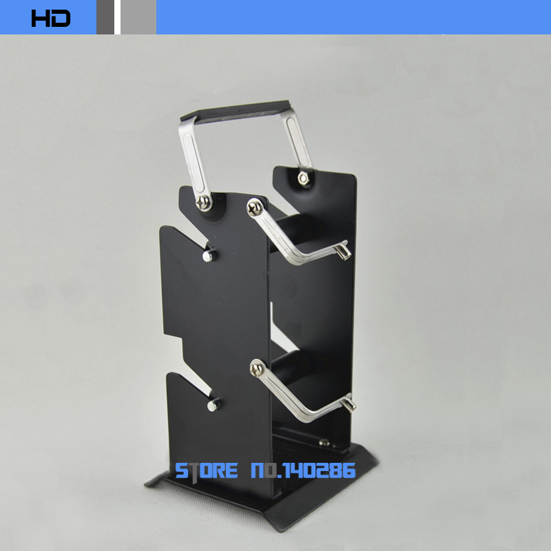 Double layer tin wire  Stand Tin wire holder Full Metal Manufacturing Iron, tin wire frame bracket Rack free shipping<br><br>Aliexpress