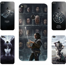 GOT Game Of Throne House Stark Targaryen Hard PC Painting Case For Huawei P8 Lite 2017 / P9 Lite 2017 Cell Phone Printed Case