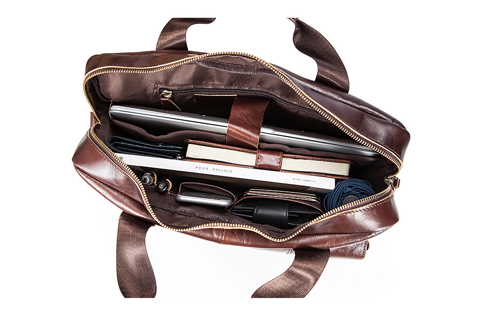 leather laptop