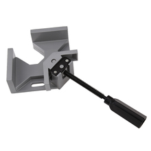 90 Degree Right Angle Clip Picture Frame Corner Vice Clamp Woodworking Clip DIY Photo Aquarium Furniture Frame Gussets Tools(China)