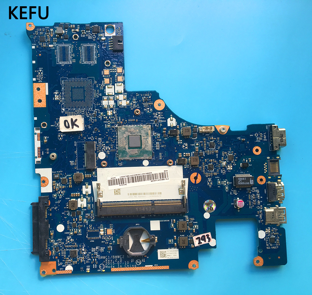 KEFU For Lenovo 300-15IBR NM-A471 Laptop Motherboard Best Quality With 60 Days Warranty