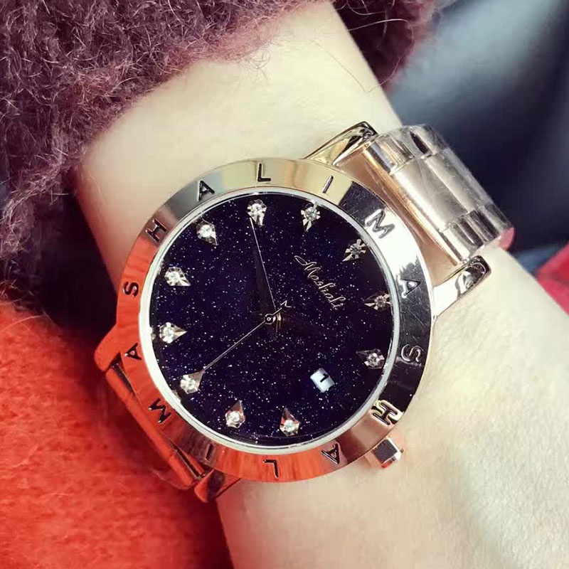 Fashion Bling Bling Crystal Watches Luxury Quartz Analog Women Diamond Watches Ladies montre homme reloj mujer<br>