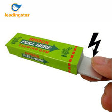 LeadingStar One Pack of Funny Shock Gag Shocking Gum(China)