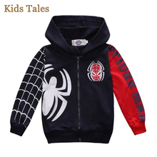 XYT-002 Retail 2017 Kids Boys Outerwear Coat Jacket Cartoon Boy Sweatshirt Fashion Coat Baby Kids Hoodies Clothes(China)