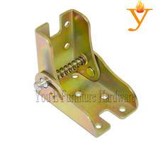 Zinc Plated Bracket Hinges For Sofa Bed Table Furniture Hardware D34(China)
