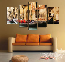 Large Size Global Styles Printed On Canvas Paintings Wall Art Pictures All Famous Place Loved Quality Home Decor Art Work