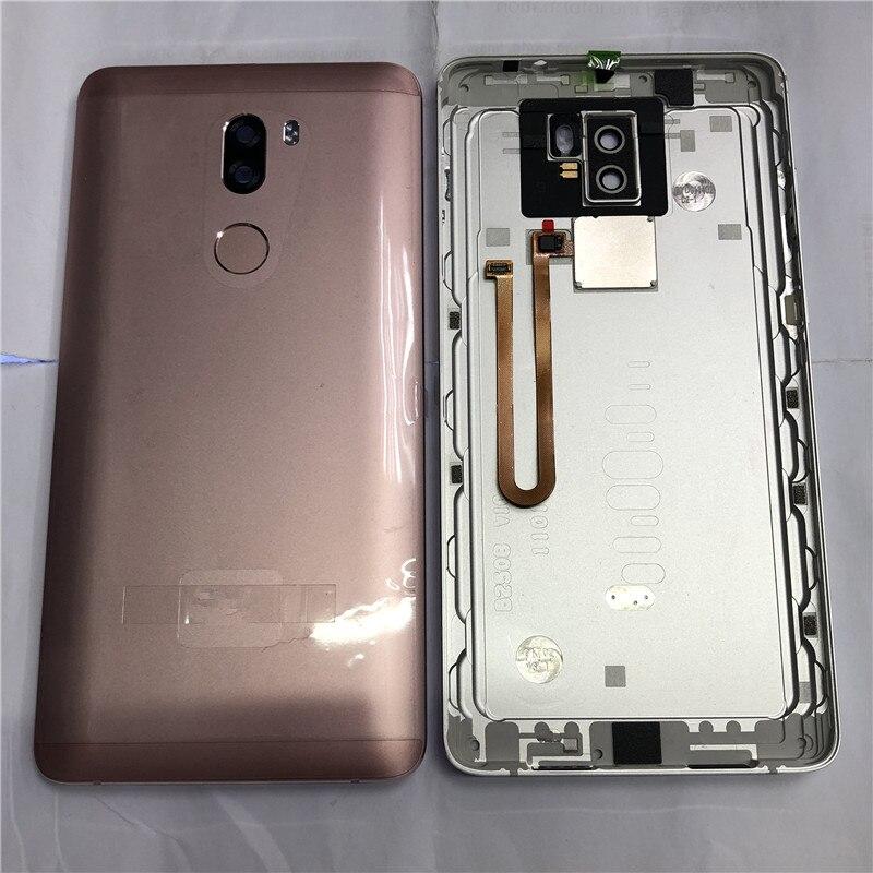 Xiaomi 5S Plus battery cover fingerprint-2