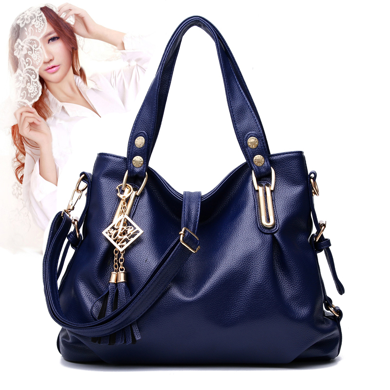High Quality PU Leather Designer Messenger Bag Women Handbags 2016 Fashion Women Messenger Bags Black Solid Crossbody Bags<br><br>Aliexpress
