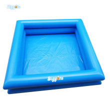 High Quality Inflatable Double Layer Pool PVC Balls Pool Children Play Entertainment Pool Inflatable Water Pool(China)