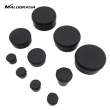 MALUOKASA Rubber Motorcycle Frame Fairings Plugs Set For Suzuki GSXR 600/750 2006 2007 2008 2009 2010 Motorcycle Protecting Caps(China)
