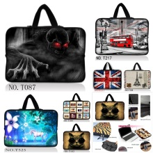 "Notebook Sleeve Case Bag + Handle For 9.7"" 10.6"" 10.1"" 11.6""13.3""13"" 14""14.4""15.6""15 17"" Macbook Pro HP Dell Sony Laptop"