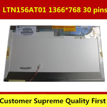 10PCS LTN156AT01 TLA1 B156XW01 CLAA156WA01A LP156WH1 N156B1-L0B N156B3-L02 for hp CQ60 notebook 15.6 Laptop LCD screen(China)