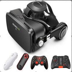 3D-очки виртуальной реальности для 4-6-дюймовых смартфонов