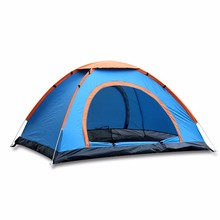Hot Outdoor 2 Persons Tent Sunshade Automatic Quick Open Single Layer Beach Sun Shelter Camping Hiking Travel Climbing tent
