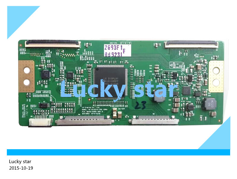 100% tested good working High-quality for original 98% new for V6 32 42 47 FHD 120Hz 6870C-0358A ver1.0 logic board 2pcs/lot<br><br>Aliexpress