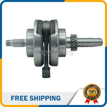 Wholesale Price Motorcycle Parts CG200 Engine Crankshaft For Zongshen ZS Loncin LC Lifan LF CG200cc Air-cooled Engine