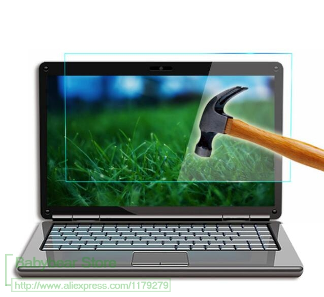 """2 PCs 17.3/"""" Screen protector for ACER,HP,DELL,Lenovo,Toshiba,Sony,Asus laptops"""