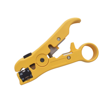 2017 NEW Mulitifunctional Coaxial Cable Wire Stripper Cutter RG59/ RG6/RG7/RG11 Stripper Automatic Wire Stripping Plier Tool