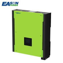 3000W Hybrid Solar Inverter EASUN POWER 48V 220V Grid Tie Inverter 4500W MPPT Inverter Pure Sine Wave Inverter 30A AC Charger(China)