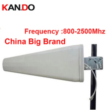 for Ru LDP antenna 11dbi gain 806-2500Mhz LDP panel antenna 3g booster Logarithm Directional antenna wifi antenna