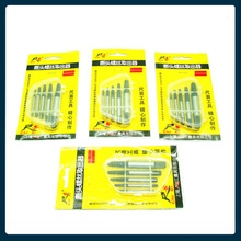 Screw Extractor 5PCS/Set Drill Extractor Tools Screw Broken Wire Broken End Screw Extractor Drill Bits Out Hole Saw Metal(China)