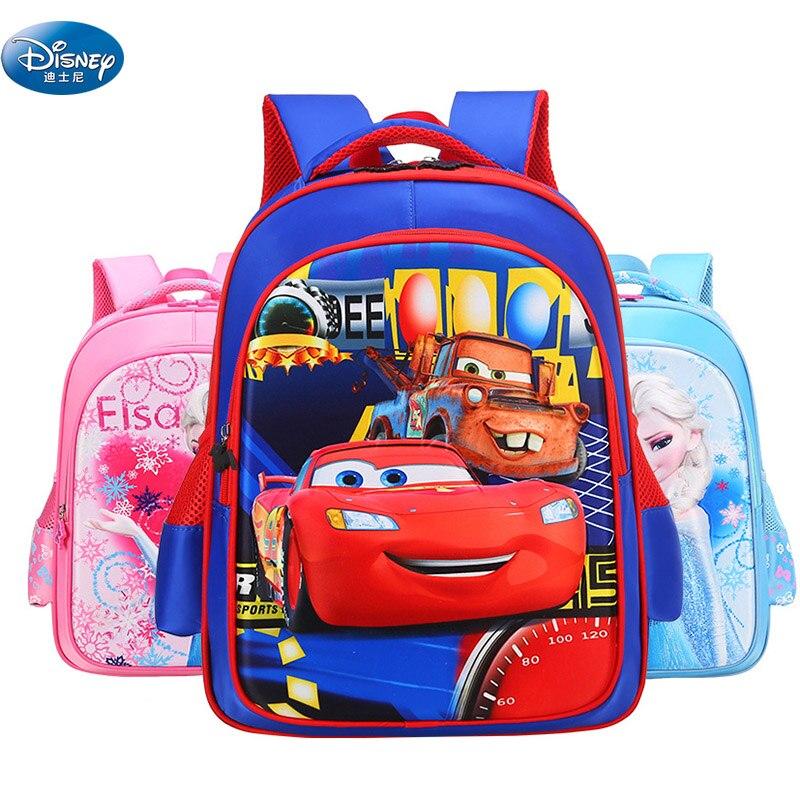Frozen Elsa Anna School Bag Kindergarten Girls Bag Backpack Princess Sofia