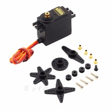M89C1pc Servo MG995 Gear High Metal Speed Torque For RC Helicopter Car Airplane Hot(China)