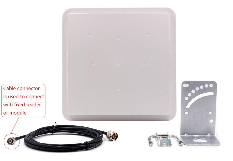 902-928 MHz circular 7dBi gain rfid uhf reader antenna (7)