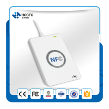 Atm Mini Usb Mobile Credit Id Rfid Writer Nfc Smart Card Reader Acr122u
