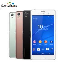Unlocked Original Sony Xperia Z3 / D6603 5.2 inches Screen 20.7MP Quad-core Android OS 16GB ROM 3GB RAM free shipping