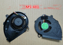 New Laptop CPU OEM Cooler Fan For Acer Aspire M5-481 M5-481G M5-481PT M5-481T M5-481TG M3-481 X483G Z09 AB08005HX07QB00 0Z09(China)