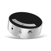 Original Wearpai wp-QM7  Silver super real sound effects heavy bass bluetooth speaker hand free /  bluetooth speaker for outside