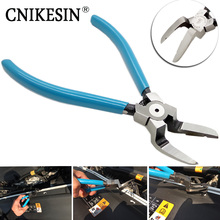 Buy CNIKESIN Auto Fastener Tool Fastener Pliers Car Door Panel Nail Puller Interior Trim Panels Clip Tools Interior Accessories for $10.99 in AliExpress store
