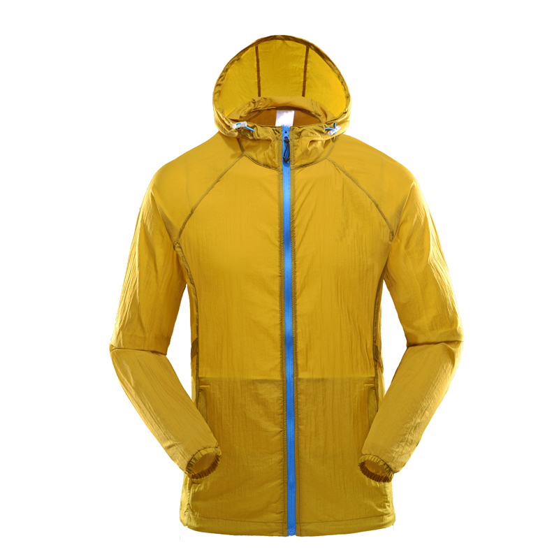 Man Jogging Raincoat (2)