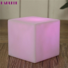 High Quality  LED Cubes Colorful Changing Mood Lights Night Light
