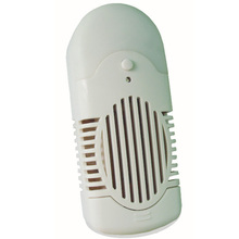 Wall Plug Type Air Purifier Deodoriser Household Consumable Free Anion Fresh Machine With Night Light(China)